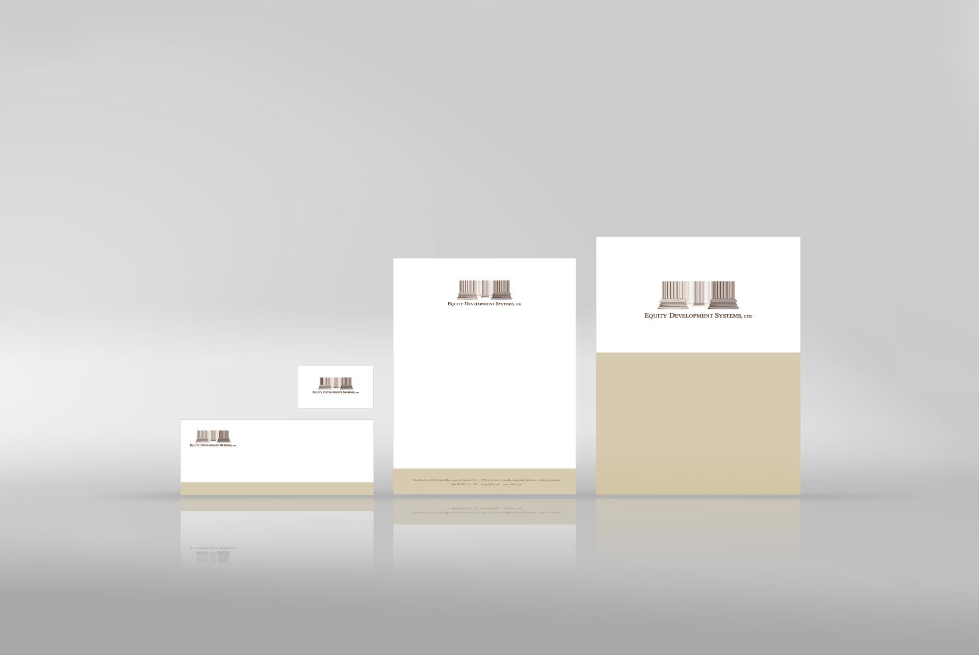 Corporate identity designer