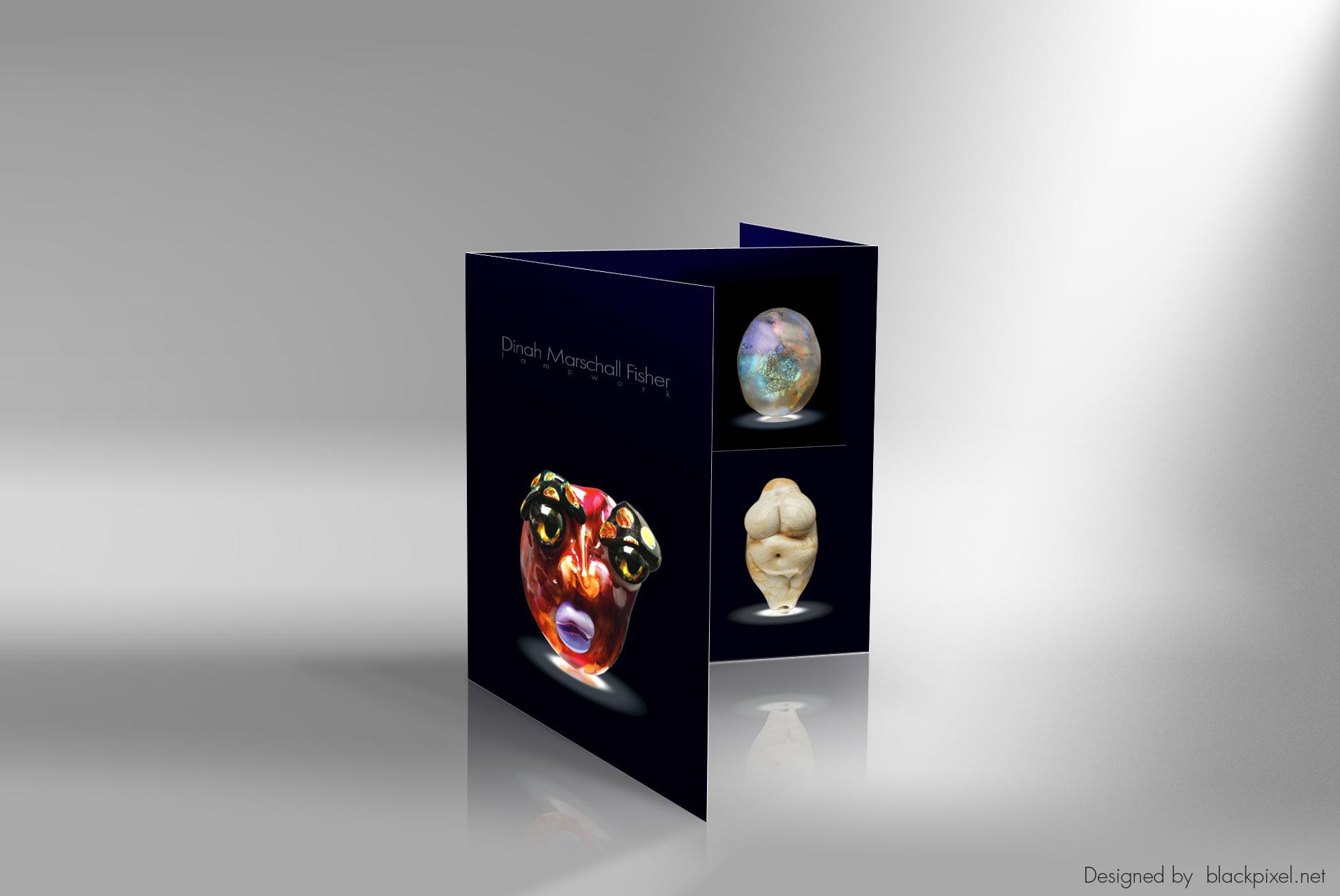 Gallery brochure designer