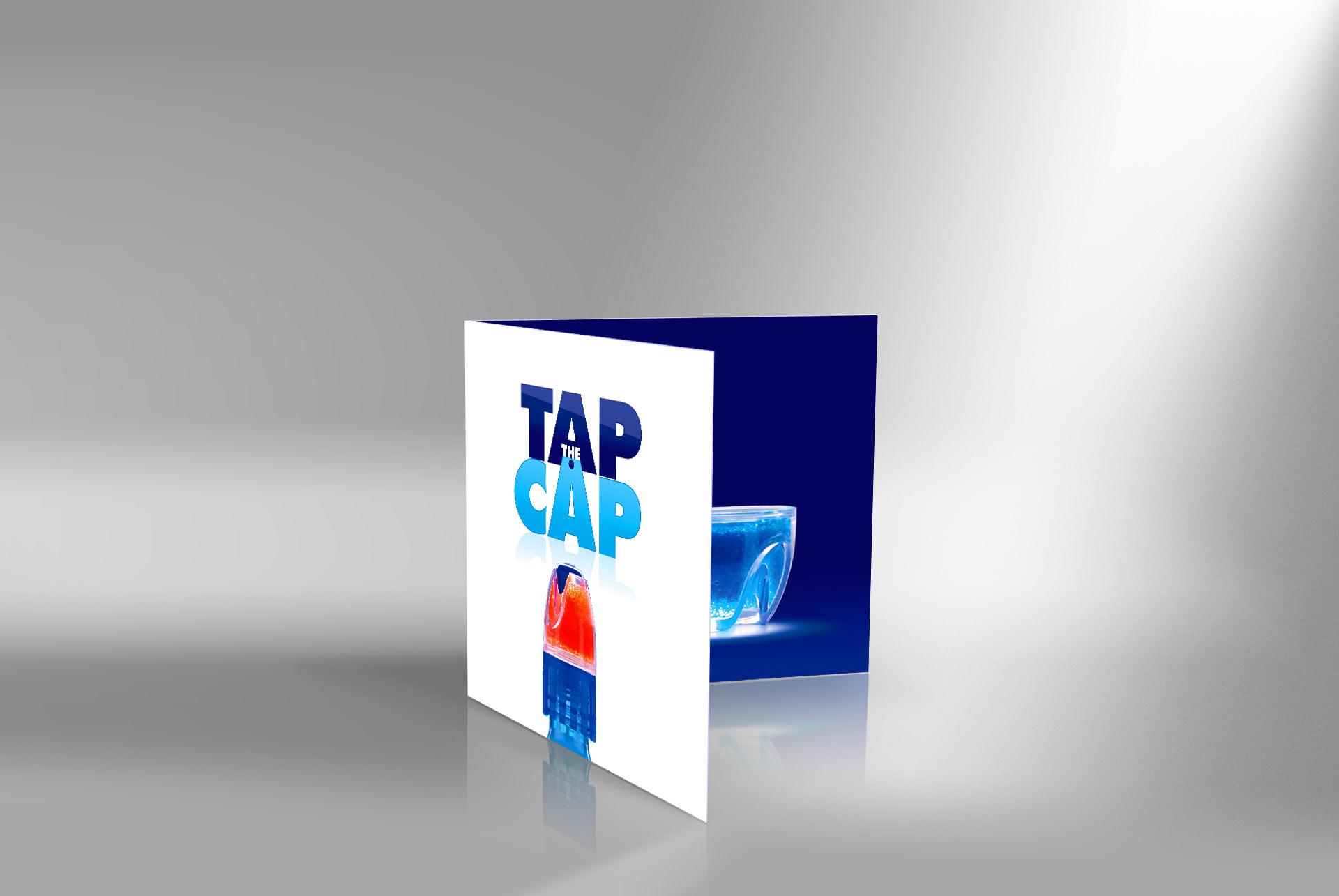 beverage brochure designer