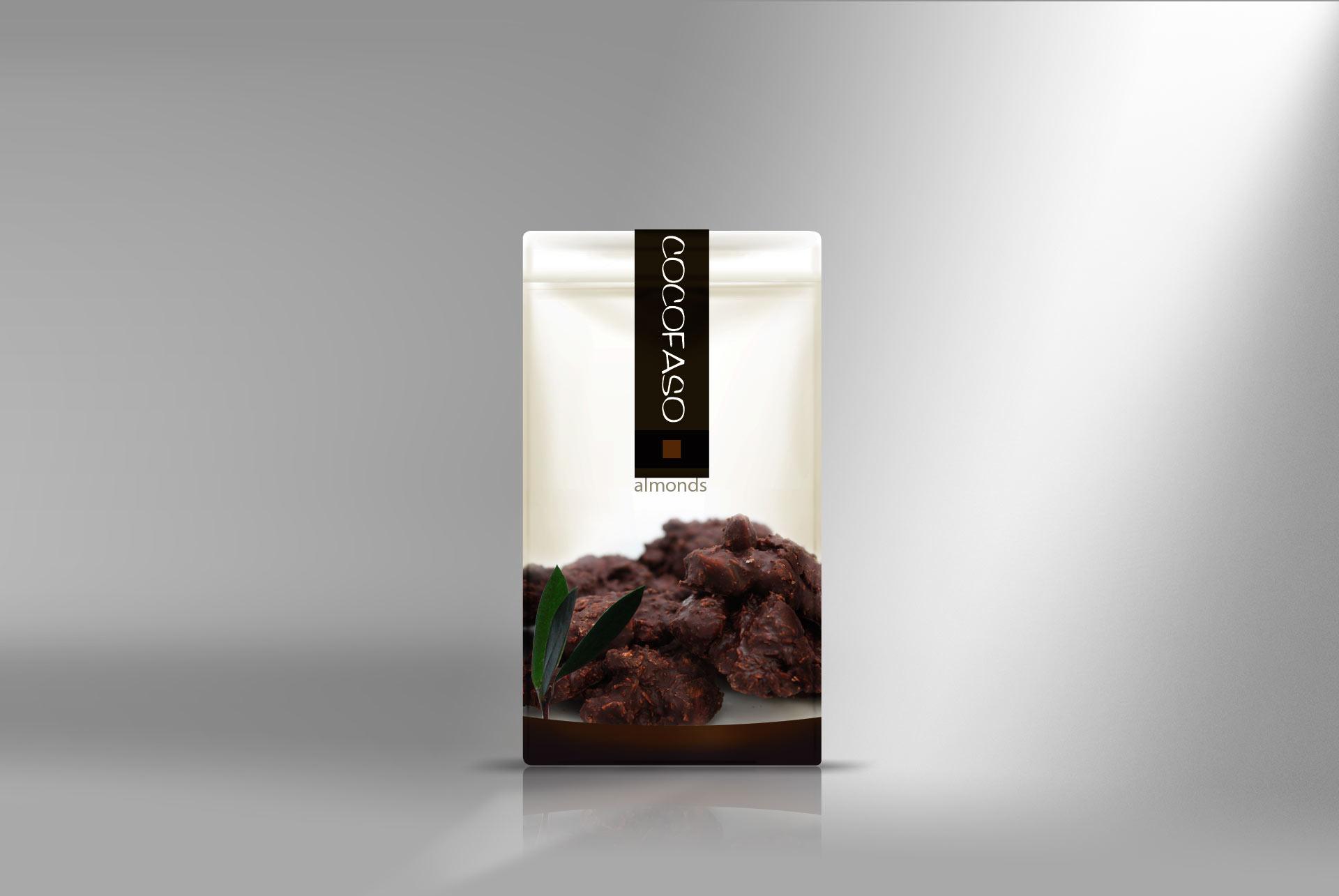 chocolate packaging designer.