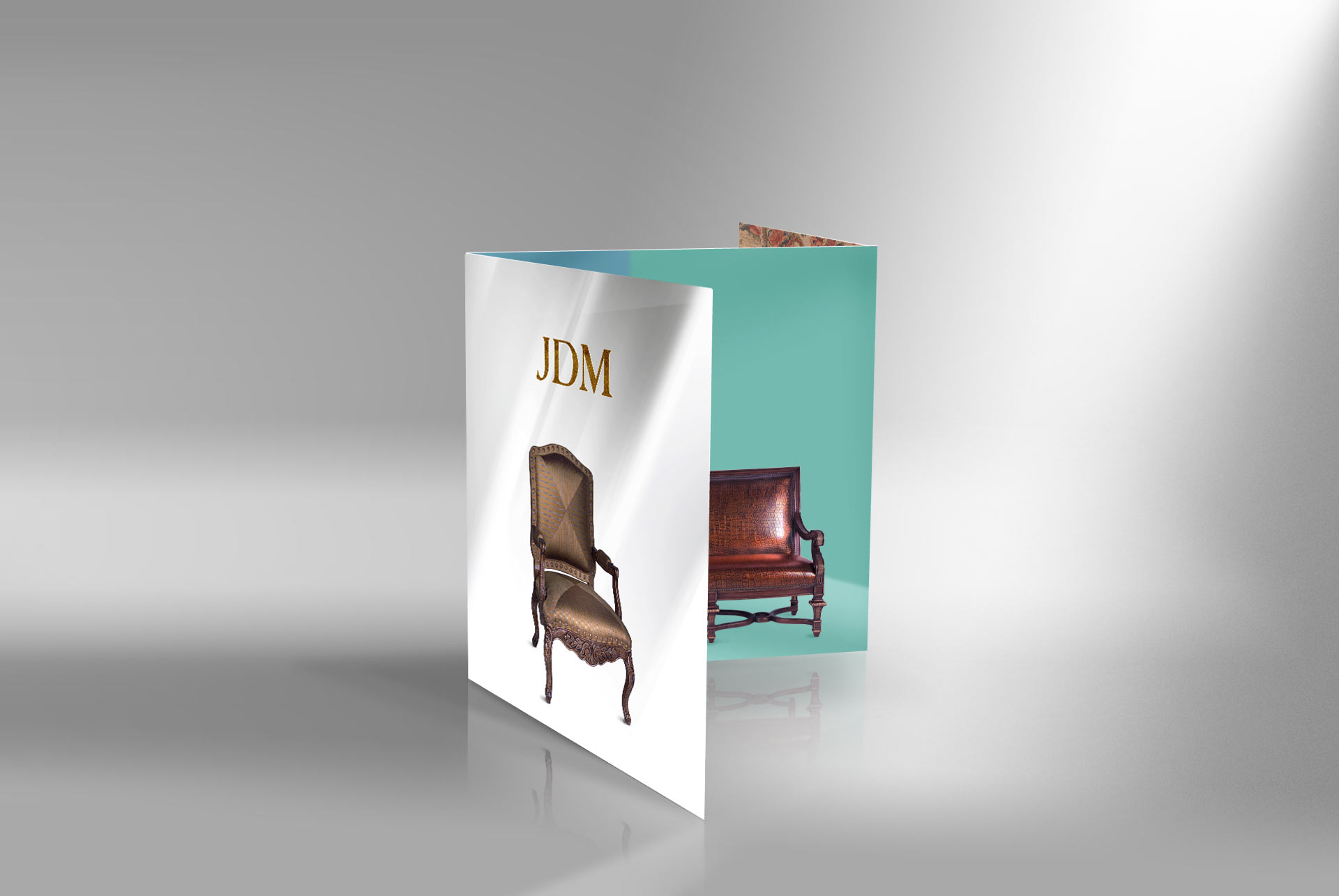 Furniture brochure designer