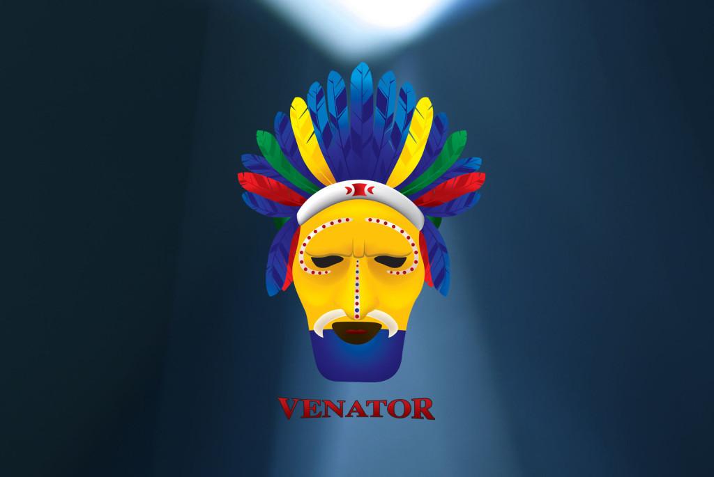 Tribal logo designer