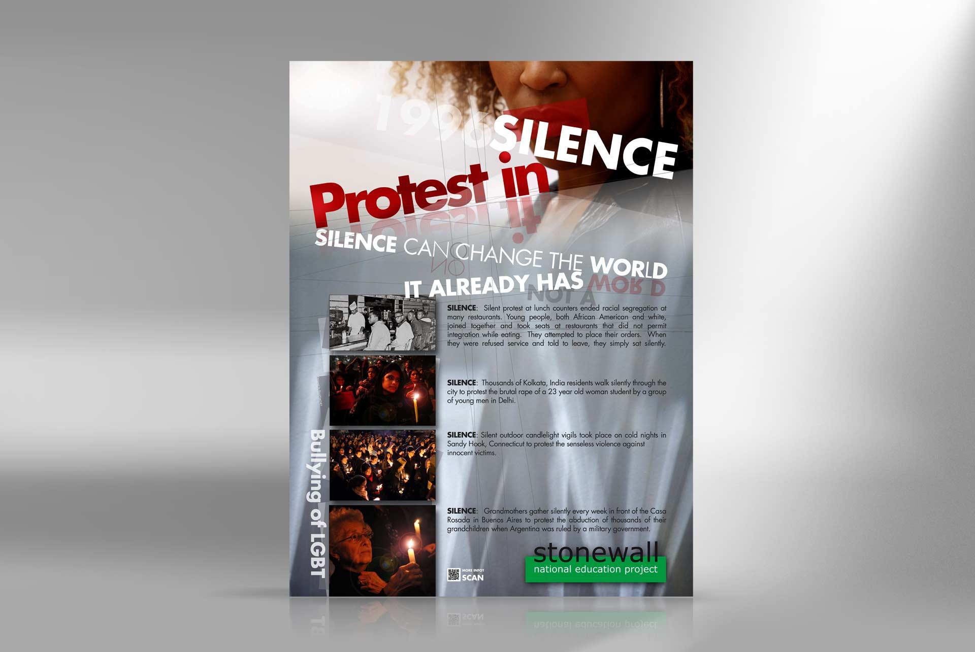 bullying poster design