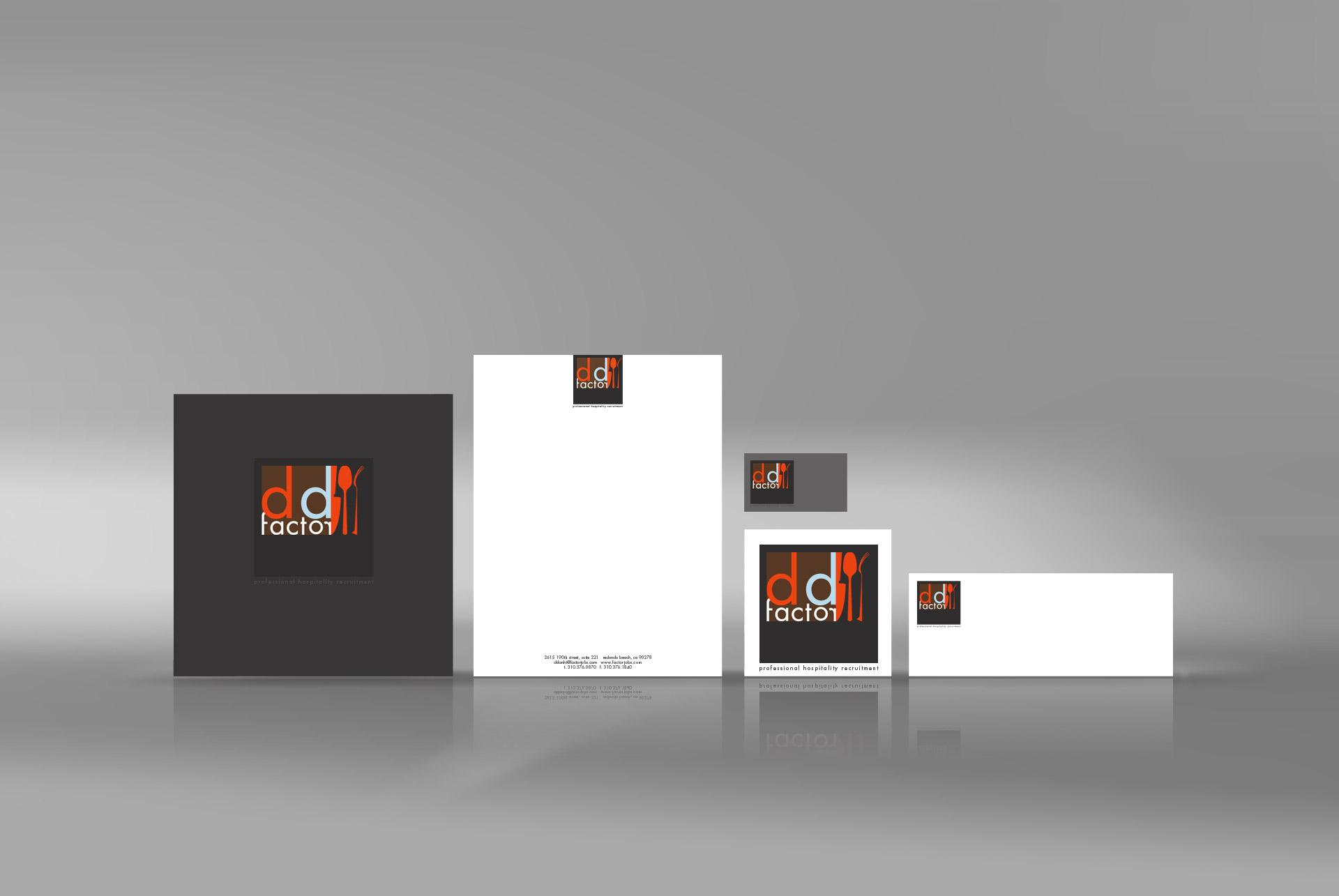 Restaurant Corporate identity designer