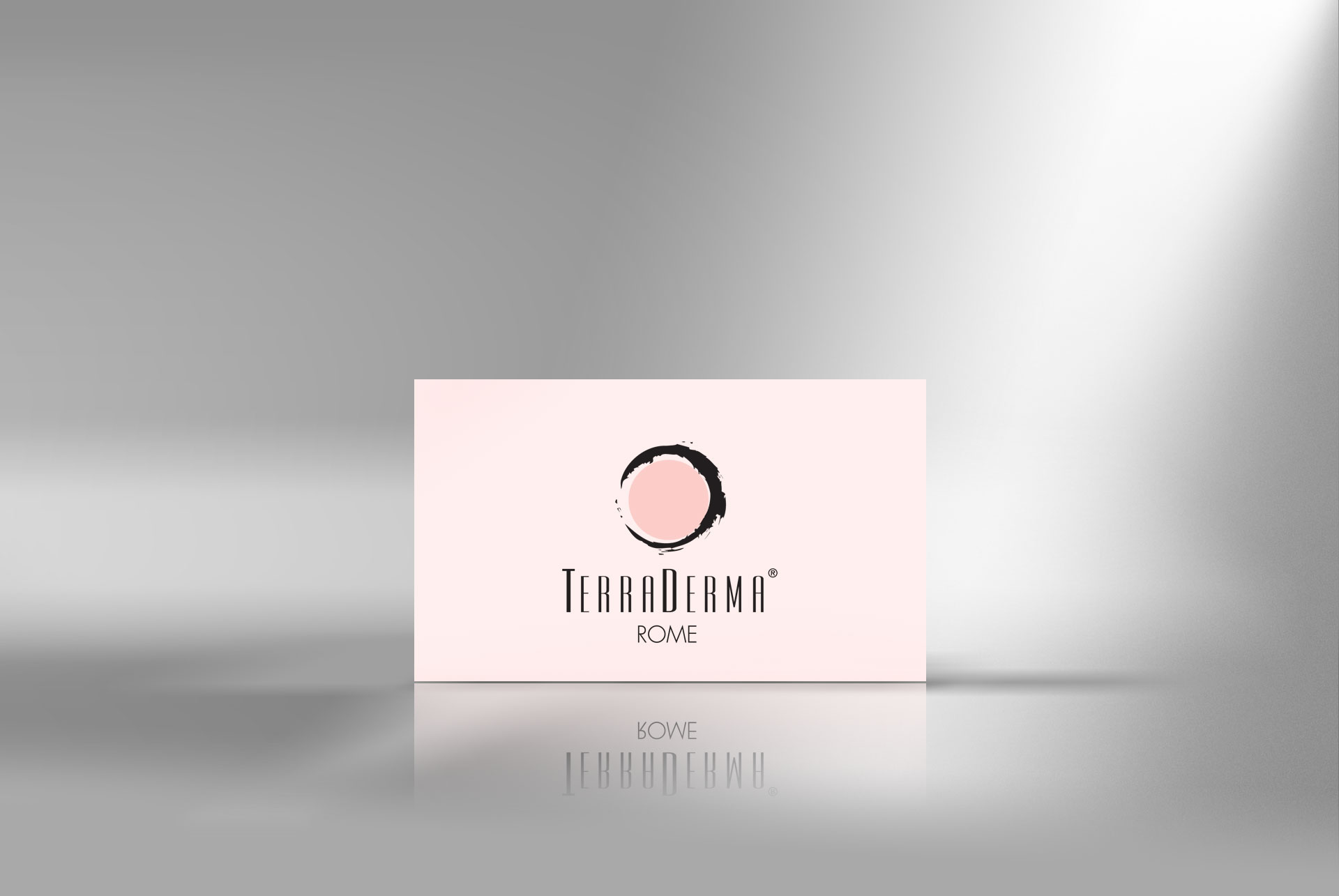 Skin care business card arts arts skincare business card business card design black pixel blog colourmoves